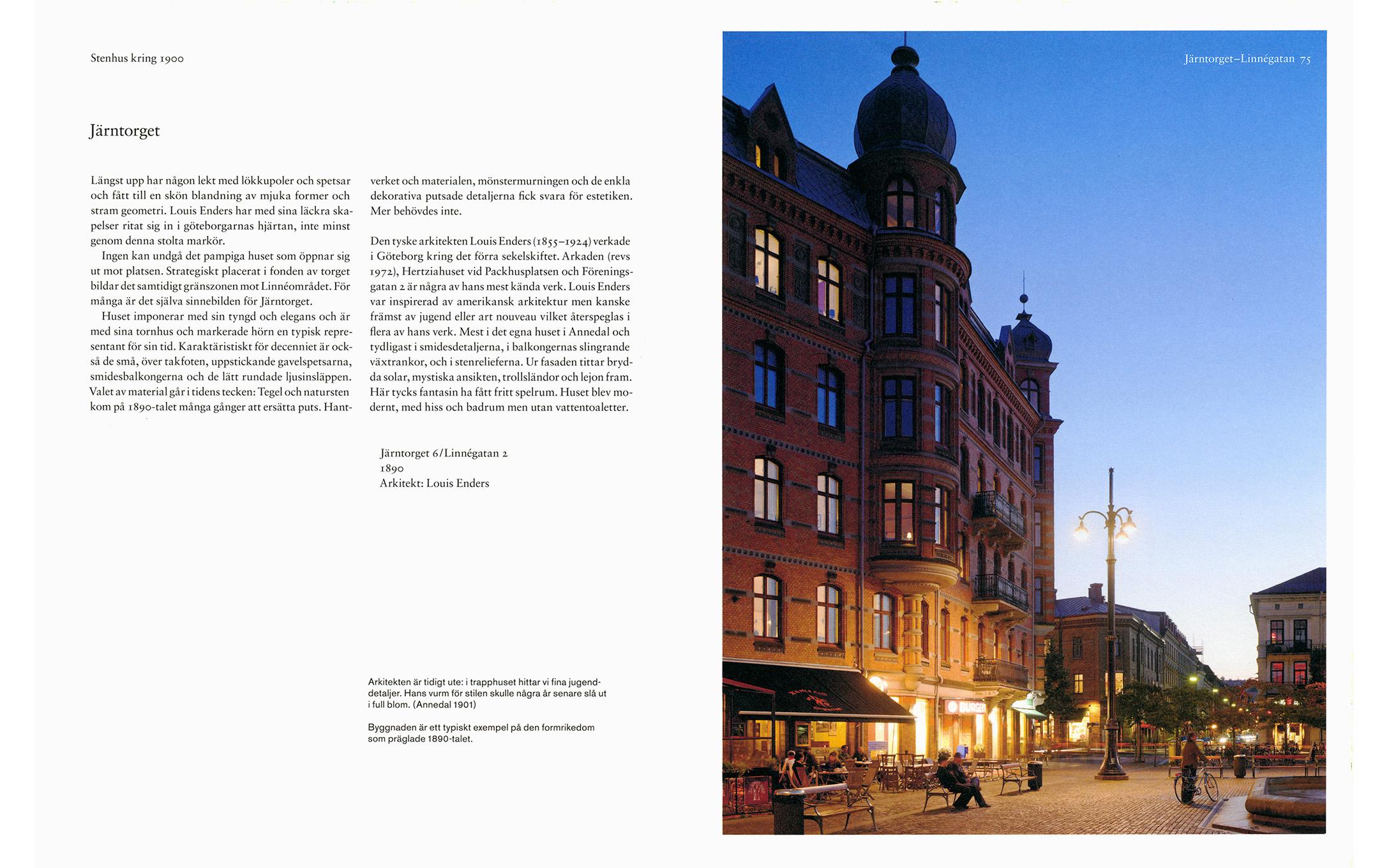 Järntorget 6/ Linnégatan 2
