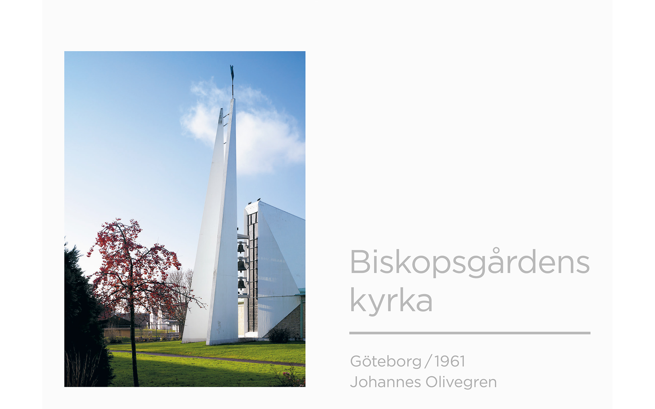 Biskopsgårdens kyrka Göteborg