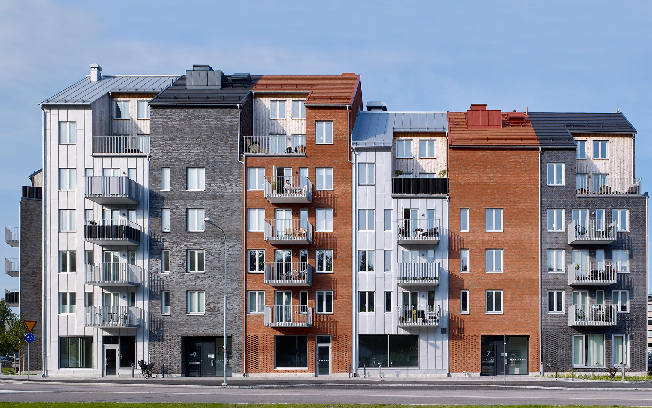 Nya Hovås ritat av Semrén & Månsson