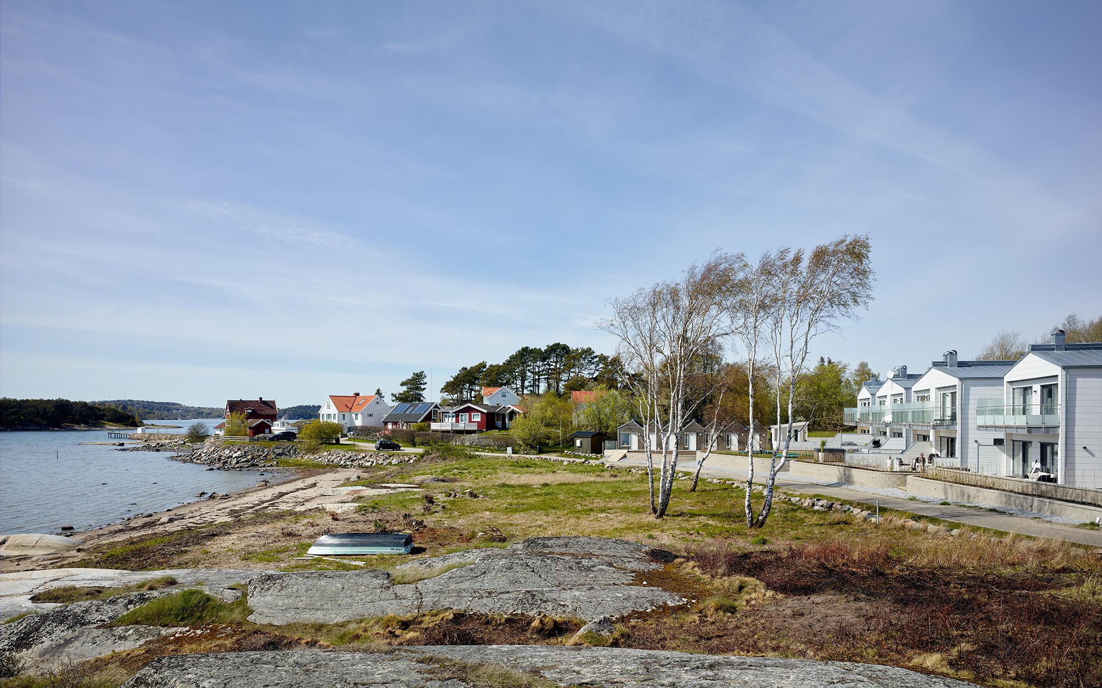 Kåkenäs, Stenungsund ritat av White